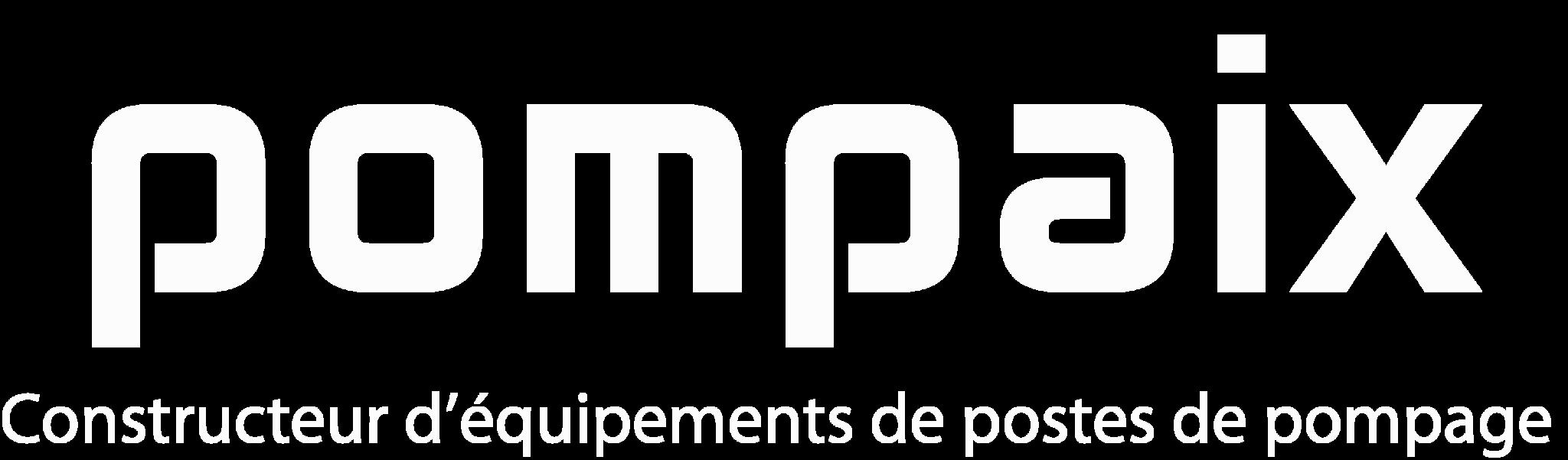 Logo Pompaix Blanc